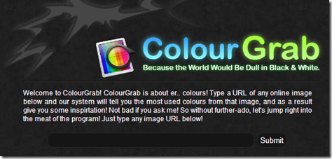 ColourGrab.com   Colouring The World.