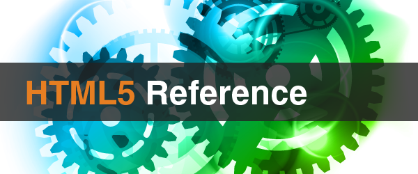 HTML5_Reference