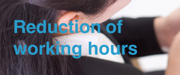 Reduction-of--working-hours