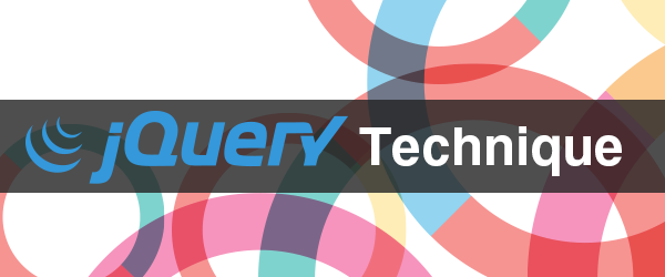 jQuery_technique
