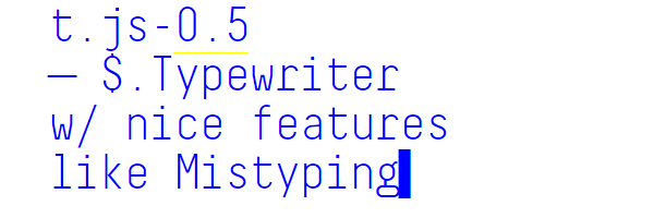 typing-effects_jquery