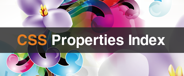 CSS3_Properties_Index