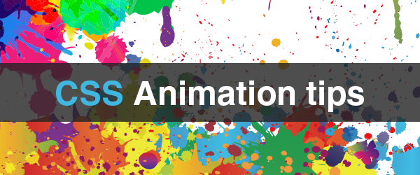 CSS_Animation_tips