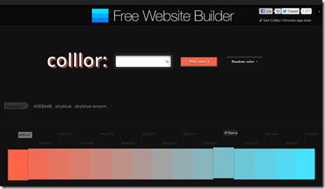 Colllor   Color Palette Generator