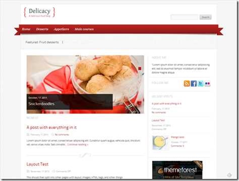 Delicacy_themes