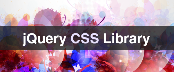 jQuery_CSS_Library