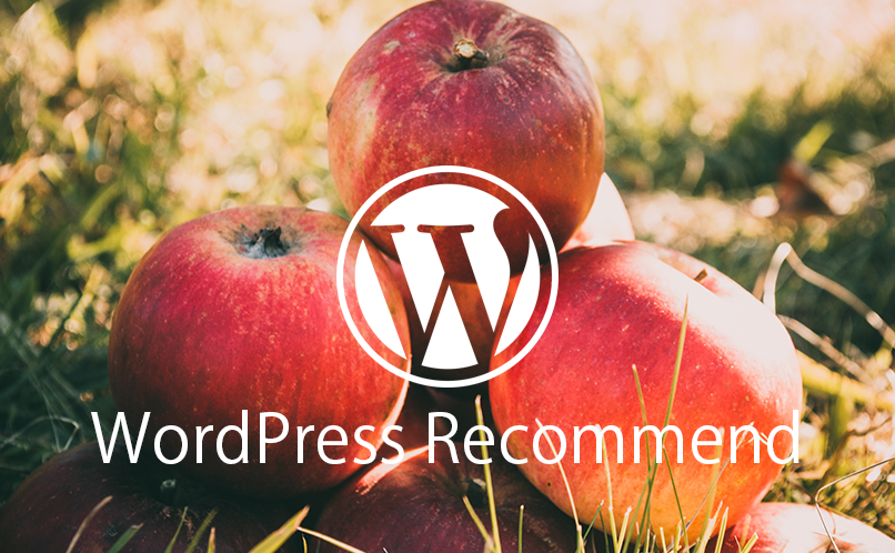 WordPress of Recommend